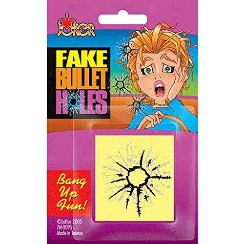 Fake Bullet Holes (Fake Bullet Holes Halloween)