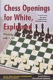 Chess Openings For White, Explained: Winning With 1.e4, Second Revised And Updated Edition-Lev Alburt Roman Dzindzichashvili Eugene Perelshteyn