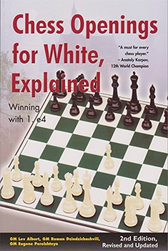 Chess Openings for White, Explained: Winning with 1.e4, Second Revised and Updated Edition Chess Training Pocket Book