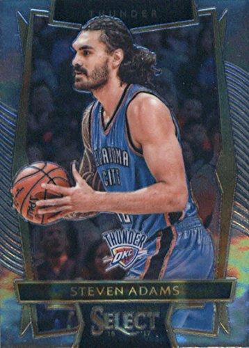 2016-17 Panini Select #98 Steven Adams Oklahoma City Thunder Basketball Card