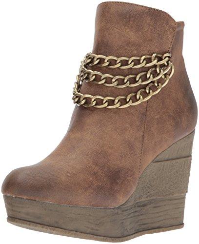 Sbicca Women's Chandelier Boot Tan G4dOUy9