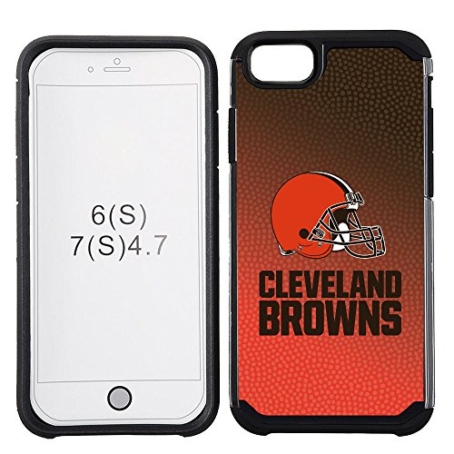 Gradient Football Pebble Grain Feel iPhone 7 Case ()