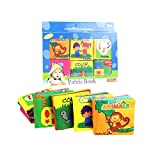 Best Books For 1 Yr Olds - Coolplay® Set of 6 Baby Soft Cloth Books Review