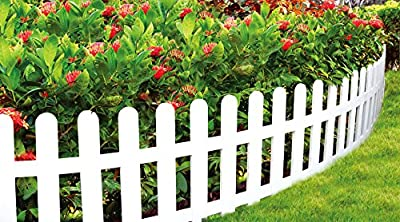 Worth 3184 Plastic Garden Outdoor Edging Gates Guardrailing Protective Fencing