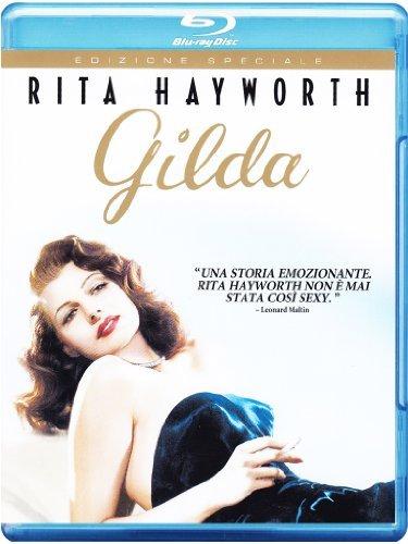gilda (blu-ray) blu_ray Italian Import by rita hayworth