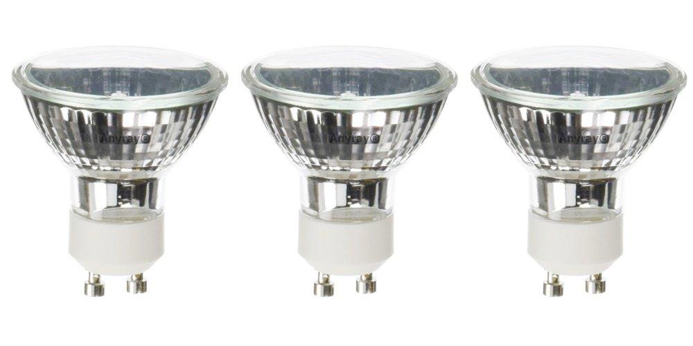 (3)-Pack for Range Hood Kitchen 50W Light Bulbs 50-Watts Anyray