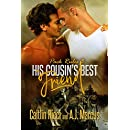 His Cousin's Best Friend (Pack Rules Book 3)