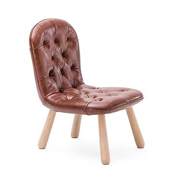Amazon.com: GX&XD Sofá infantil de poliuretano de madera ...