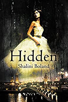 HIDDEN - a paranormal adventure (Marchwood Vampire Series Book 1) by [Boland, Shalini]