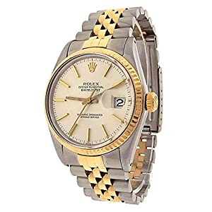 Rolex Datejust automatic-self-wind mens Watch 16013IJS (Certified Pre-owned)
