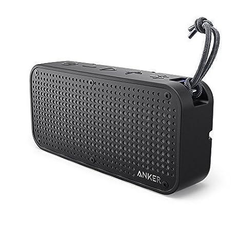 Anker Altoparlante Portatile Bluetooth SoundCore Sport XL - Speaker Impermeabile, Livello IP67, Raggio di Connessione Bluetooth di 20 metri, Microfono e Batteria da Ricarica (5200 mAh) Incorporati.Per iphone X/8/8 Plus