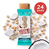 Perfect Bar Original Refrigerated Protein Bar, Coconut Peanut Butter, 16g Whole Food Protein, Gluten Free, Organic and Non-GMO, 2.5 Oz. Bar (24 Bars)