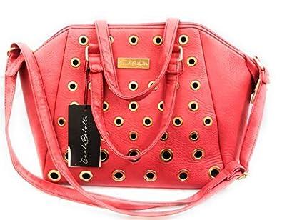 a7a8f79bf7 Carla Belotti Sac à Main Femme - Marque Rouge -Modèle Cassy- Prix commerce  149