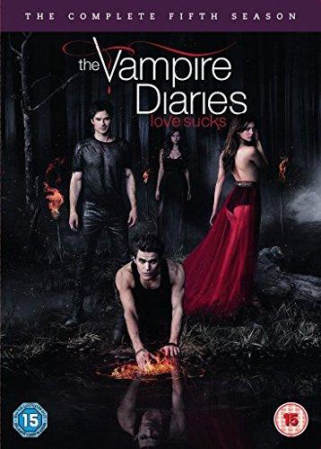 Vampire Diaries: The Complete Fifth Season 5 Dvd Edizione: Regno ...