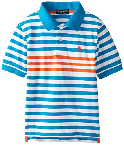 us-polo-assn-big-boys-engineered-striped-polo-teal-blue-14-16