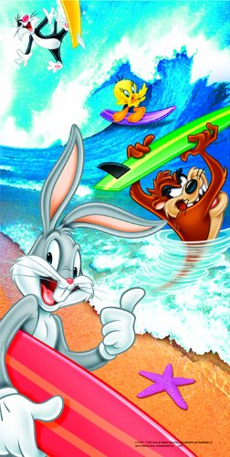 Looney Tunes: Beach Towel Group Style
