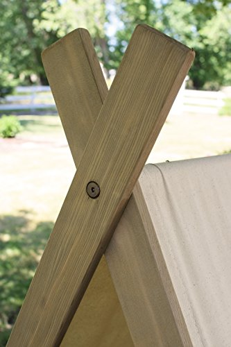 Grand Expedition Tent by Bourbon Moth Woodworking (Image #3)