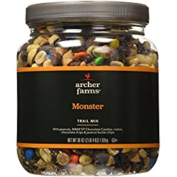 Archer Farms Monster Trail Mix 36 oz (2lb 4oz.)