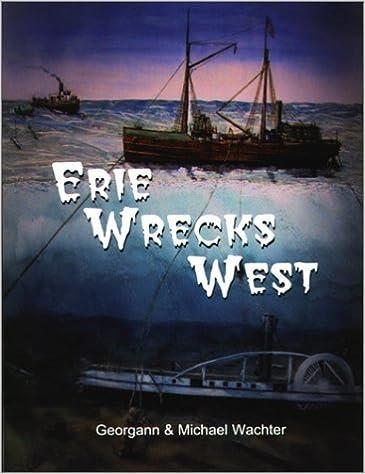 Book Erie Wrecks West March 1, 2001