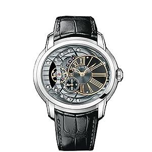 Audemars Piguet Millenary Automatic Skeleton Dial Mens Watch 15350ST.OO.D002CR.01