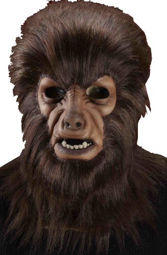 Collector's Wolf Man Mask