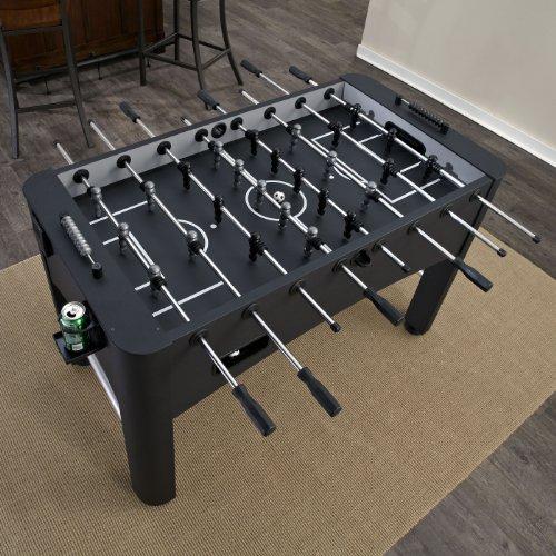 Amazon.com: Home Styles Modern Pro Foosball Game Table, Black: Kitchen U0026  Dining