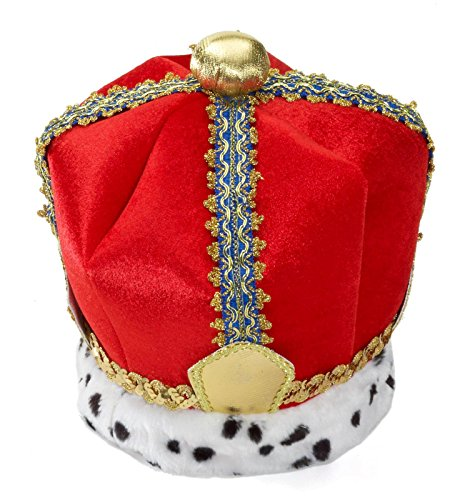 Velvet King Crown (Adult)