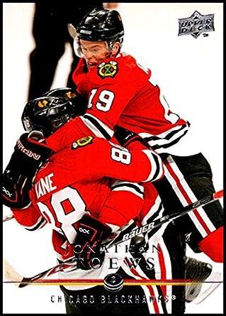 2008-09 Upper Deck  155 Jonathan Toews NM-MT Chicago Blackhawks Oficial NHL 997da7ba0