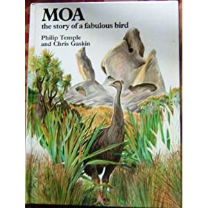 Moa: The Story of a Fabulous Bird