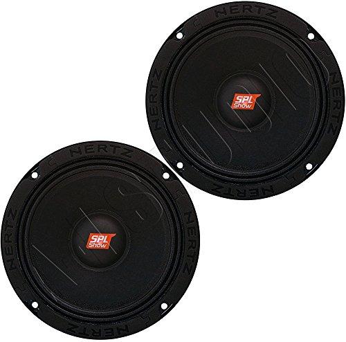 Spl Car Audio - Hertz SV 165.1 6.5