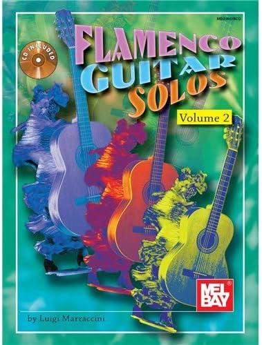 ALBUM - FLAMENCO GUITAR SOLOS V.2 (TABLATURA) +CD: Amazon.es ...