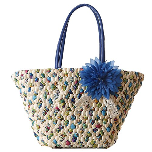 Bag Women Blue Cloth Woman Women Blue pvzx66