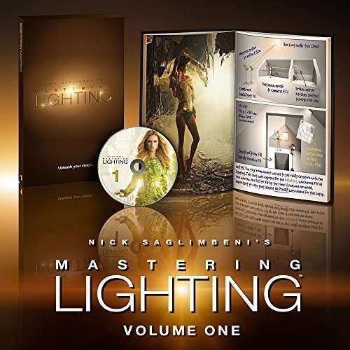 Nick Saglimbeni's Mastering Lighting Volume 1 DVD Tutorial Series by SlickforceStore