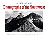 img - for Photographs of the Southwest: Selected photographs made from 1928 to 1968 book / textbook / text book