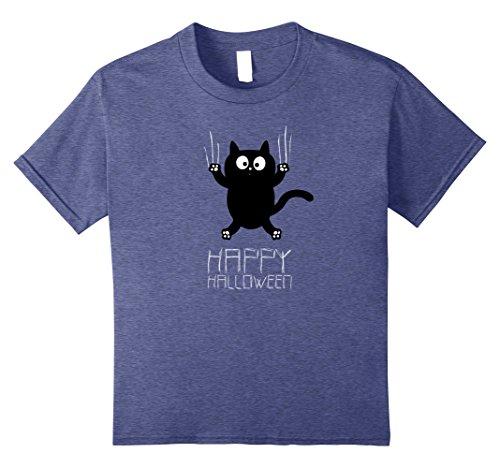 Witty Costumes Ideas (Kids Cat Scratch Happy Halloween Popular Halloween Costume Idea 8 Heather Blue)