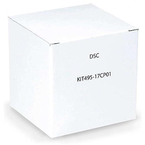 Tyco seguridad productos DSC kit49517cp01 pc9155, wt5500 teclado, ws4939, 3 x ev-