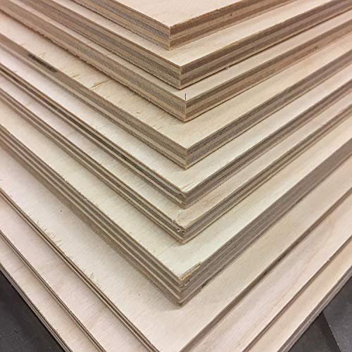 12″ x 24″ sheets of 1/2″ Baltic Birch plywood 6 sheets perfect