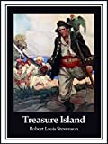 Image of Treasure Island (Illustrated)