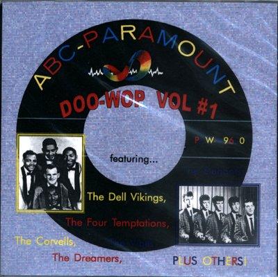 ABC - PARAMOUNT DOO-WOP - VOLUME #1 (Elegant Männer)