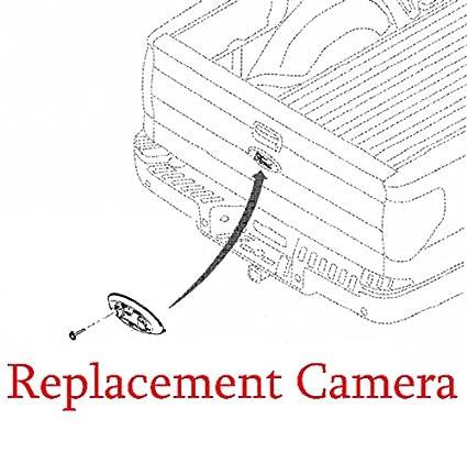 Amazon Com 2011 2014 F150 Plug Play Replacement Camera Module