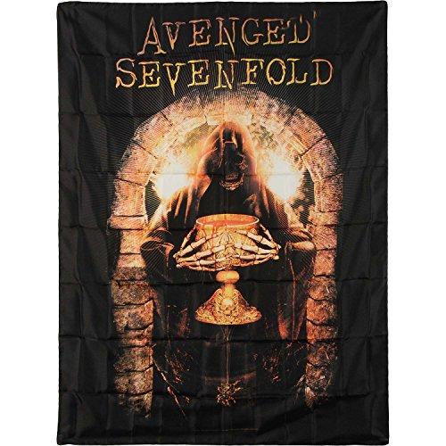 Avenged Sevenfold Poster Flag (Flag Avenged Sevenfold Poster)