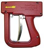 SuperKlean D150S-R DuraFlow Spray Nozzle, Stainless Steel, 1/2 NPT, Red