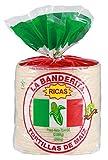 6 corn tortillas -