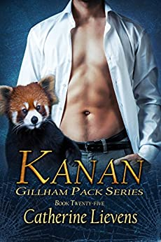 Kanan (Gillham Pack Book 25) by [Lievens, Catherine]