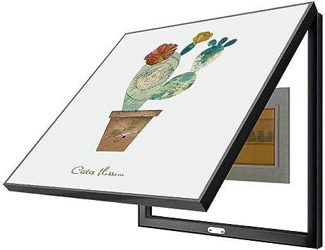 Cuadro y contador eléctrico Caja Eléctrica Decorativa PaintingFree ...