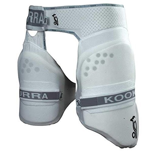 Kookaburra 2013 Pro Guard Players Cricket Protection - White, Small Mens Right Hand by Kookaburra by Kookaburra