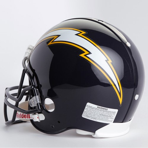 San Diego Chargers Fans: Casey 9585599813 San Diego Chargers Pro Line Casco