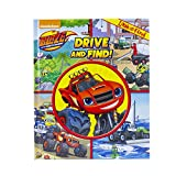 Download Nickelodeon - Blaze and the Monster Machine Look and Find: Drive and Find! - PI Kids in PDF ePUB Free Online