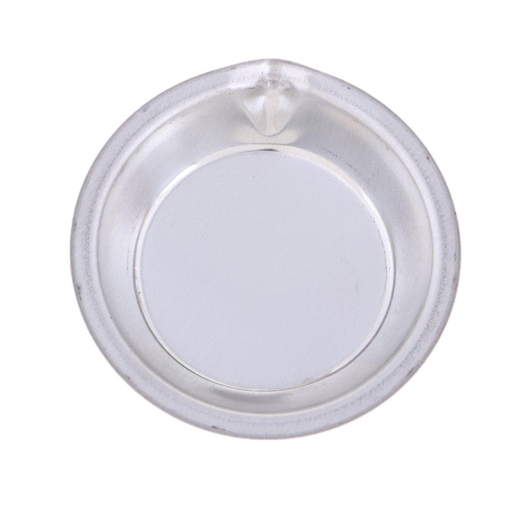 dailymall 12 Teile//Satz Ustar 90020A Silber Modell Mit Farbe Platte F/ür Gundam