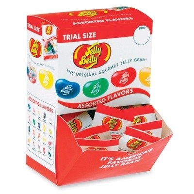 JLL72512 - JELLY BELLY CANDY COMPANY Jelly Belly Trial Size